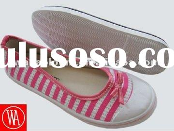 2012 cheap women casual canvas shoes