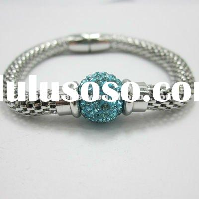 2012 fashion stainless steel bracelets