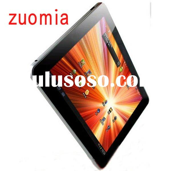 9.7 inch Multi-Touch Capacitance screen tablet pc