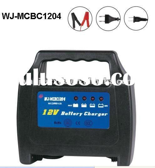 Automotive car battery charger