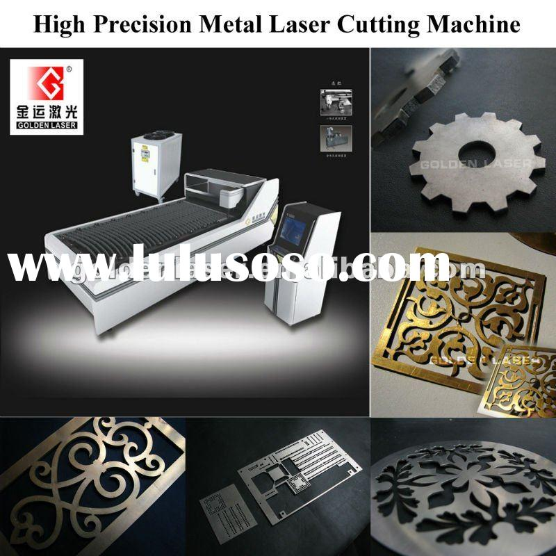 Large Scale YAG Metal Laser Cutting Machine 500W 650W