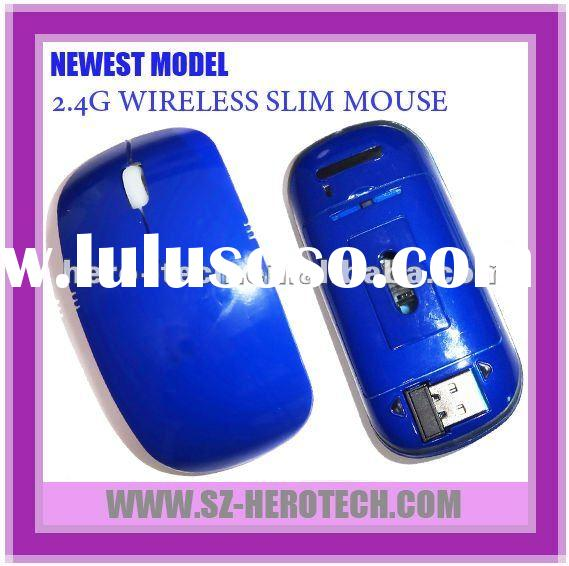 Newest model!!! SUPER SLIM 2.4G WIRELESS MOUSE