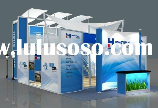 Portable Exhibition Booth/Stand 3*3 (Customized size)