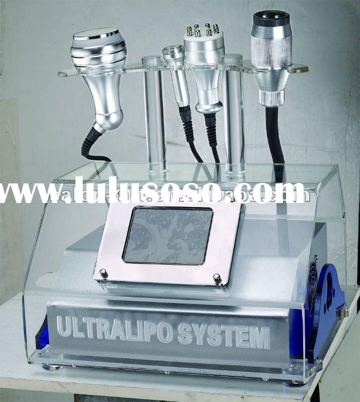 Vacuum+Cavitation+RF machine for body slimming