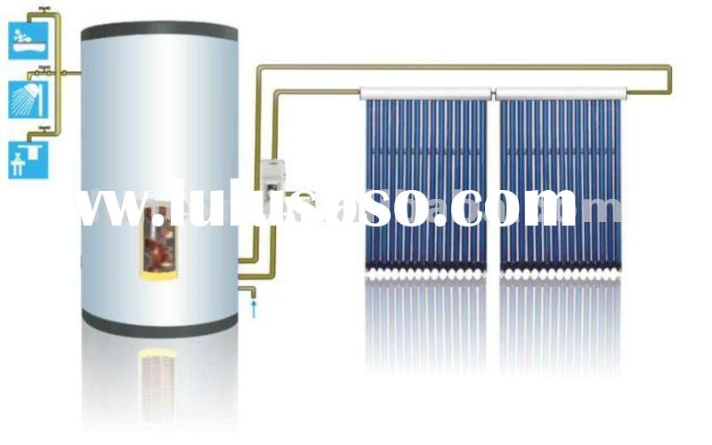 seperate high pressure solar water heater