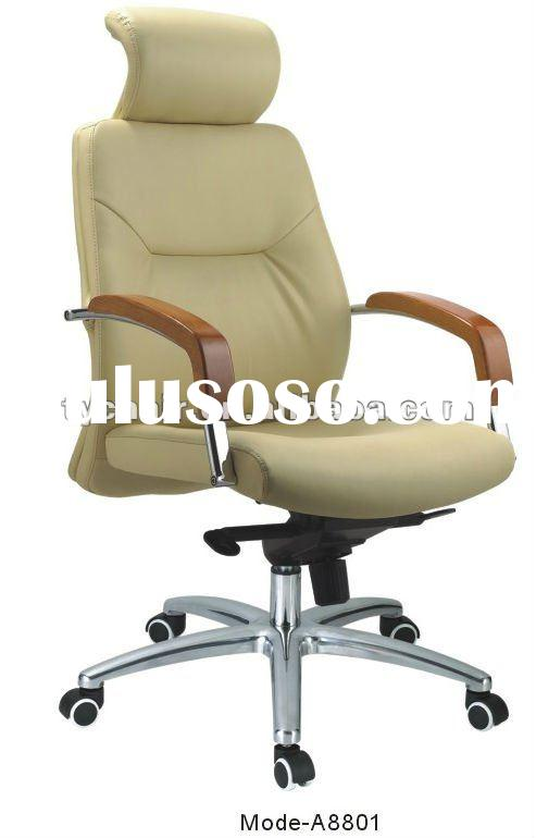 Genuine leather Executive chair No.A8801