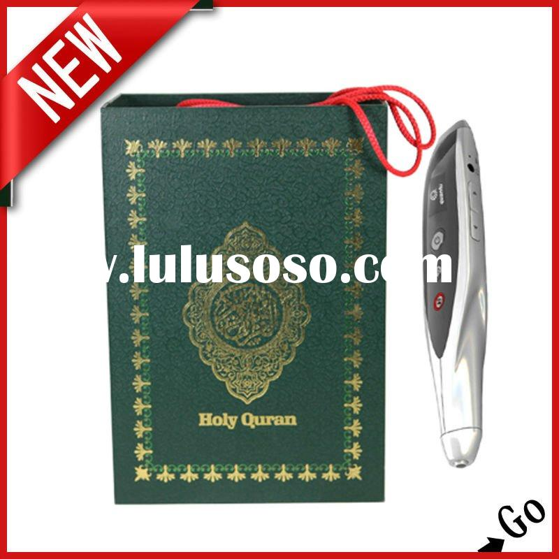 Ideal Holy Quran Reader Pen with OLED display & Quran player and FM