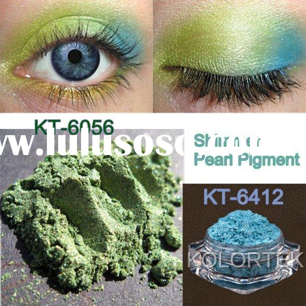 Make up Raw Materials Color Shimmer Pigment