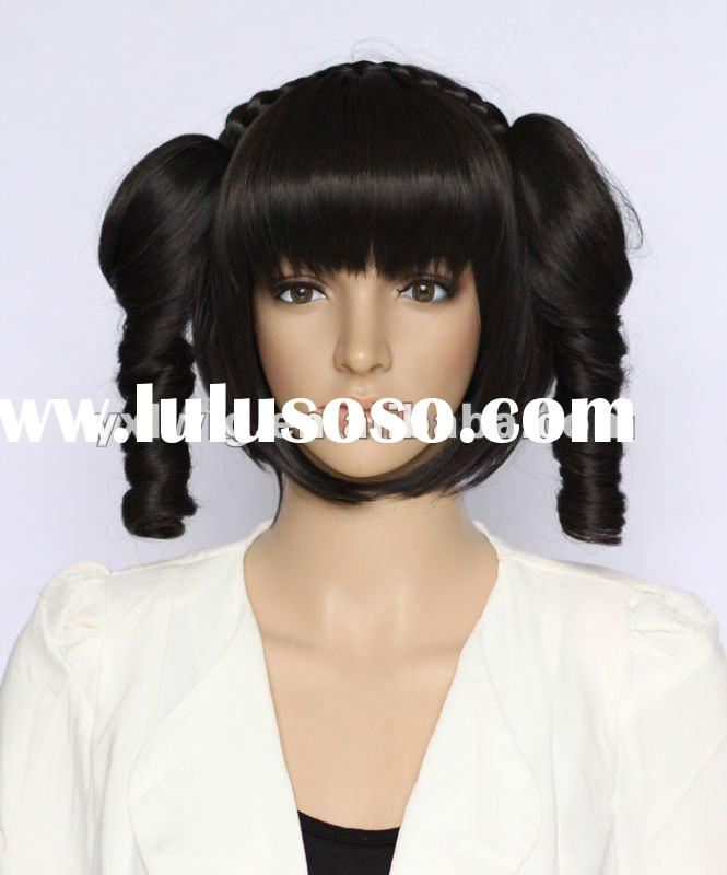 Synthetic Cosplay Cartoon Wigs,Anime Wigs