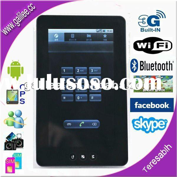 "7"" 3G Tablet PC with Telphone (GLL 780)"