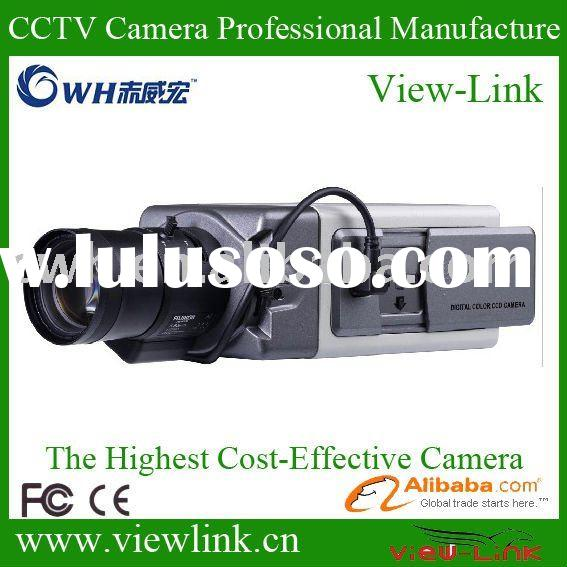 1/3'' Sony SUPER HAD CCD, Box Panasonic CCTV Camera