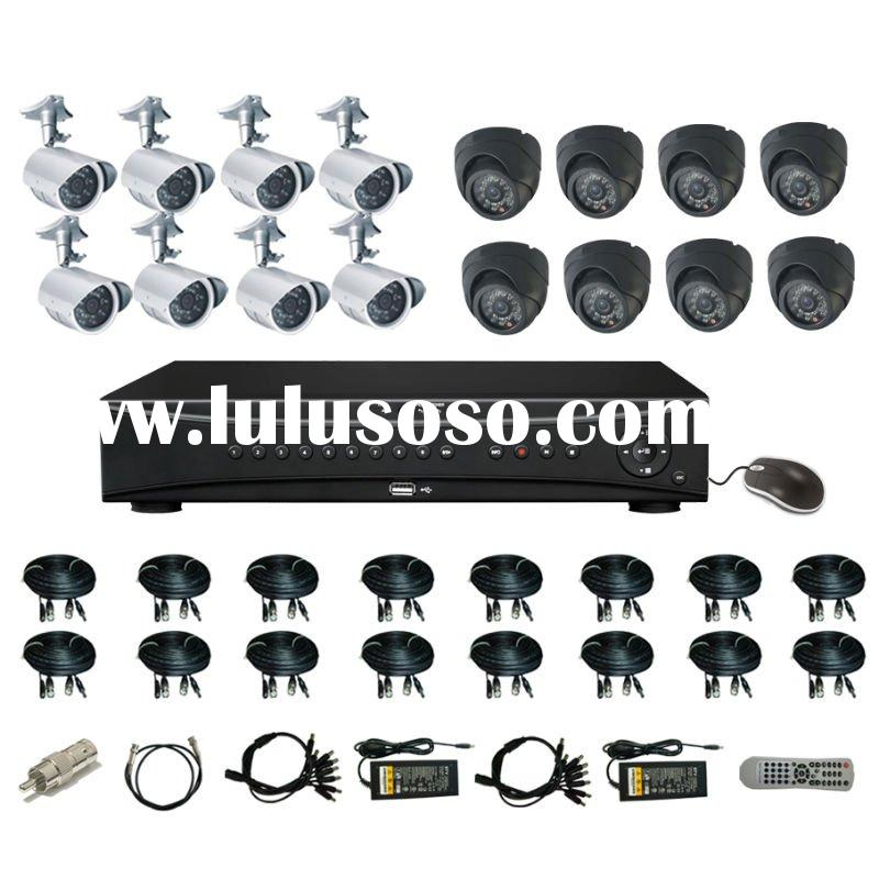 2011 Best Sale CCTV Camera System with Mobile Phone Surveillance
