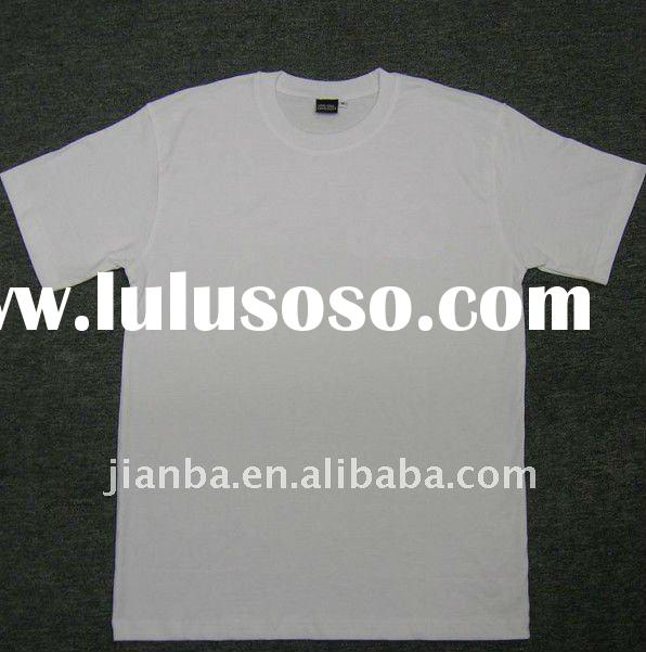 2012 Bright bulk blank t shirt for men