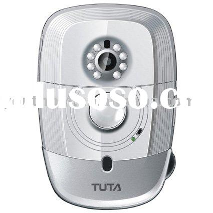 3G home security camera (video call, MMS SMS alarm to cell phone)