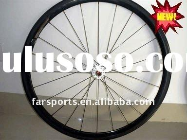 700C 38mm tubular Super Light full carbon campagnolo wheels only 1060g