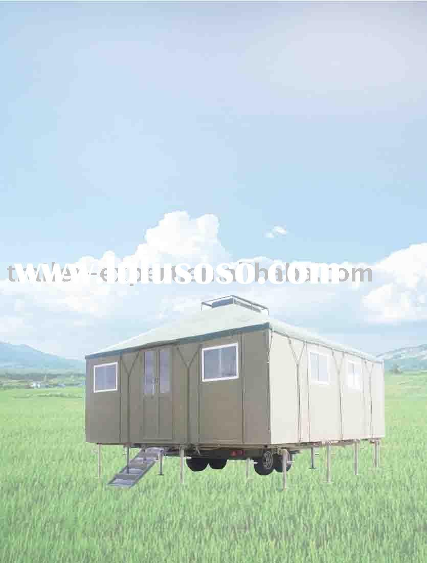Camping Trailer, house trailer