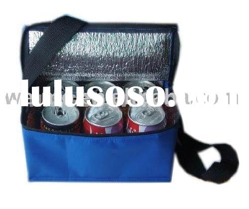 Car beer can cooler bag