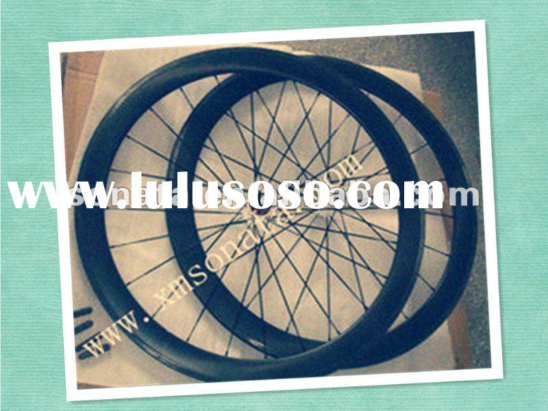 Carbon bicycle wheel 50mm