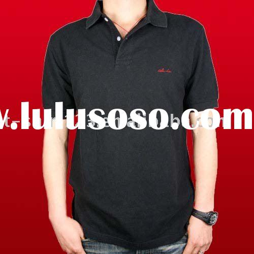 Custom embroidered polo shirt