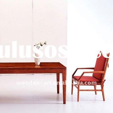 Fine quality wood dining table