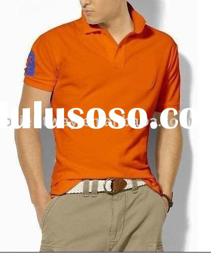 No MOQ new design polo shirt