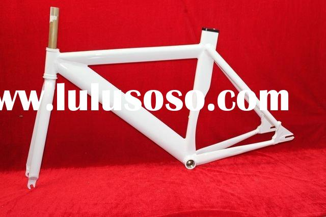 Popular Fixed Gear Aluminum Alloy Bicycle Frame