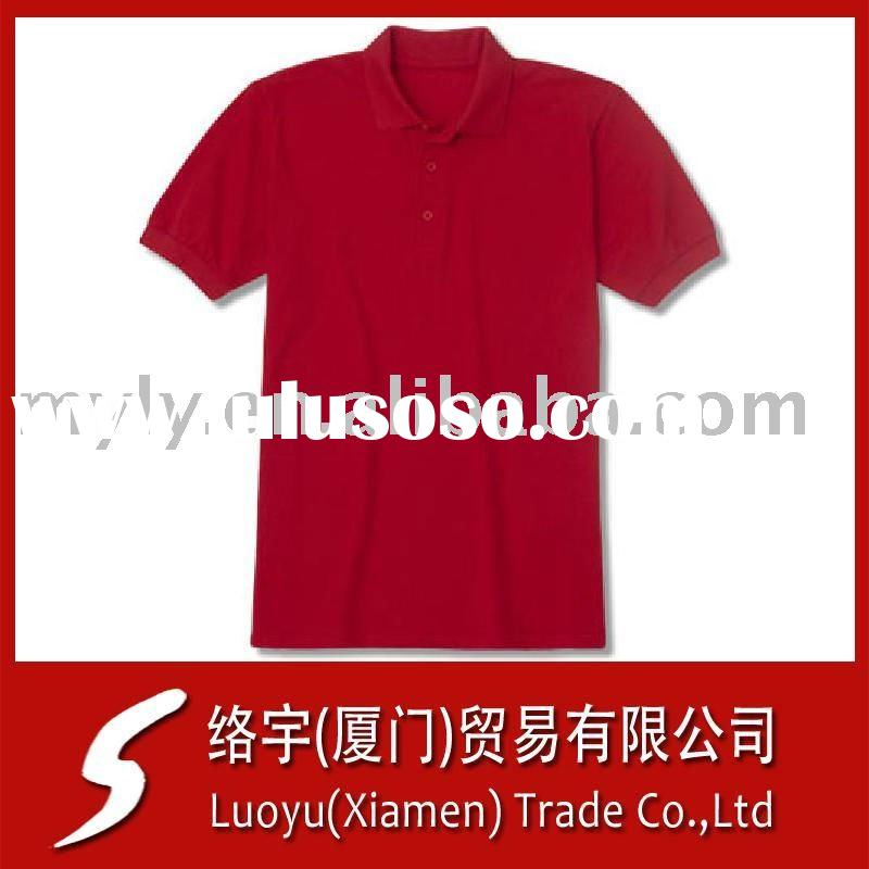 Cheap Printed White Polo Shirts For Sale Price China