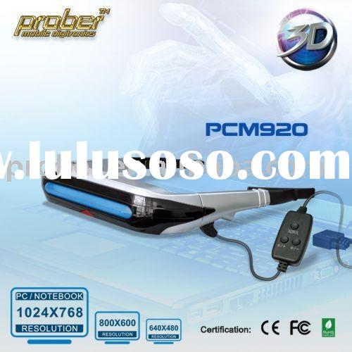 Smashing high quality computer display/lcd monitor/80inch wireless video glasses PCM920 3D features