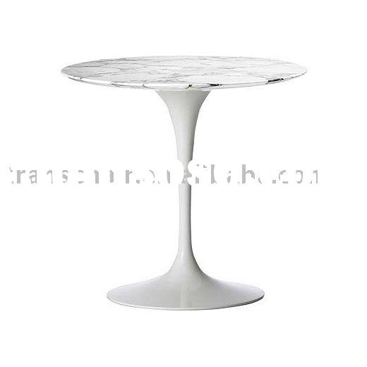 *Dining Table-5*-Tulip table/marble top/tulip marble table