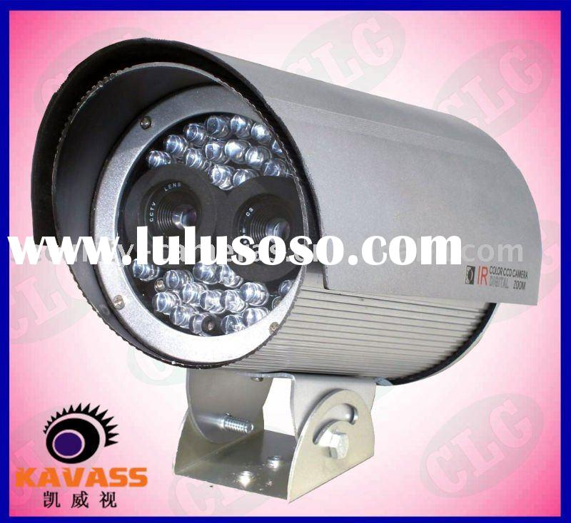 color box parcking double ccd ir 60m outdoor use infrared cctv camera