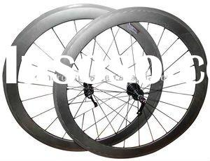 light weight 50mm carbon bicycle wheel