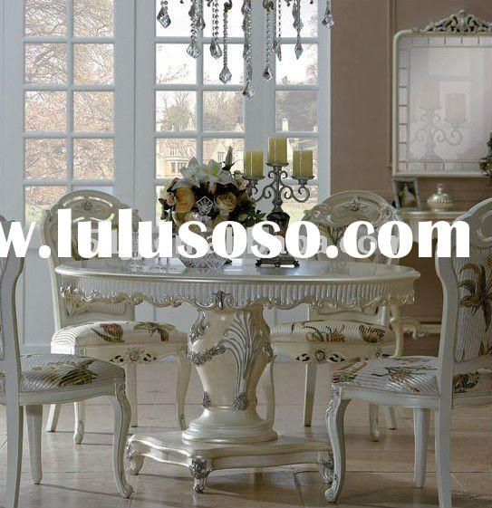 round dining room tables TY-Cl002