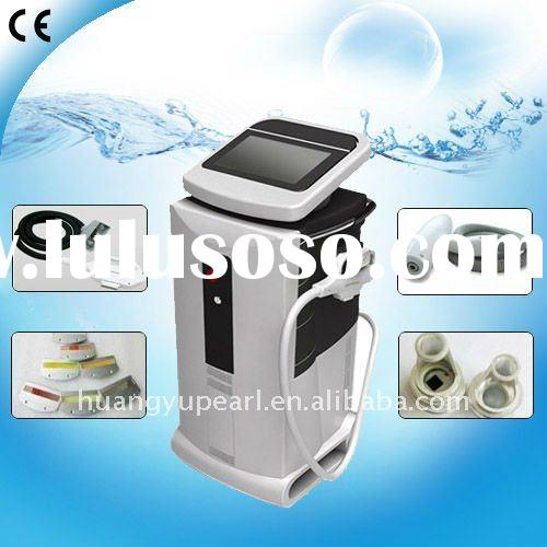 100% Hot!!! 808nm diode laser & IPL hair removal machine