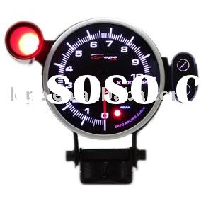 115mm Stepper Motor Tachometer (Auto Racing Gauge)