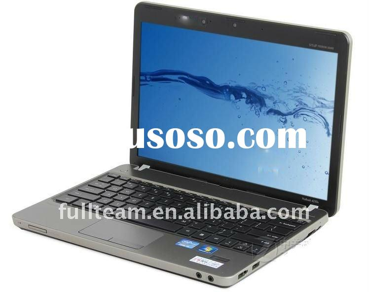 12'' low price laptop with 130W pixel Webcam & DVD Drive