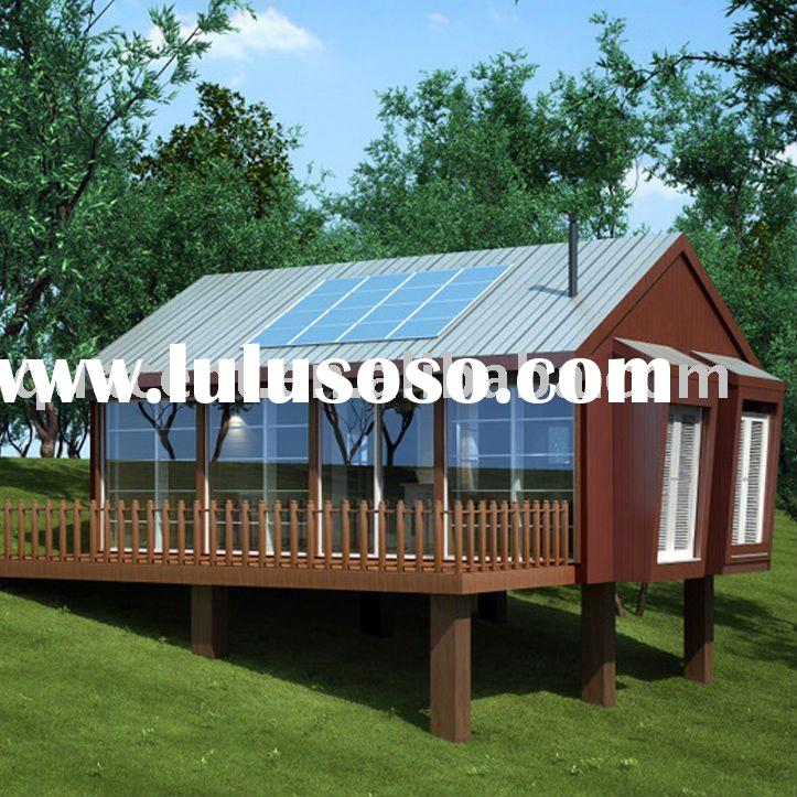 2011 high quality sips prefab log house for sale price for Sips pricing