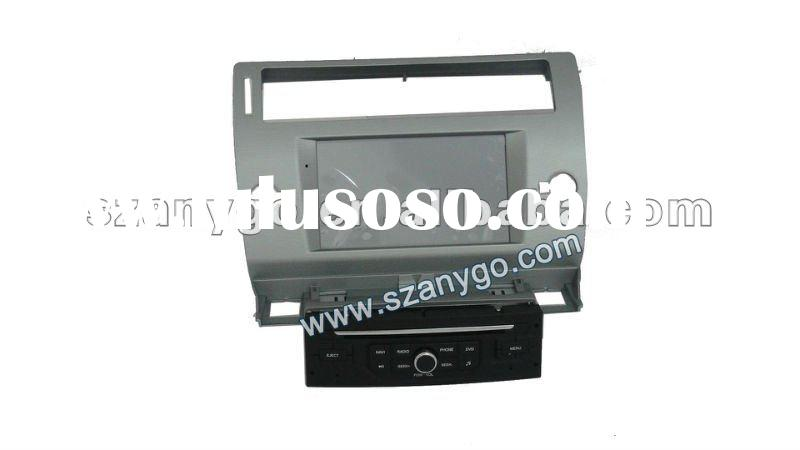 2011 newest car dvd gps for citroen C4 gps dvd for car