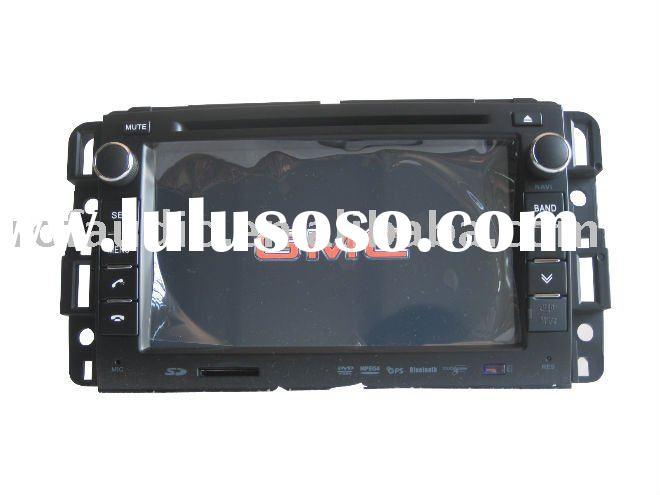 2Din Car DVD GPS navigation system for GMC Yukon/Tahoe/Acadia/Suburban