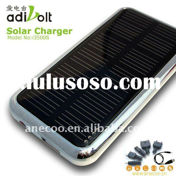 3500mAh Mobile phone solar charger
