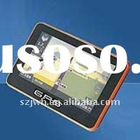 4.3 inch gps navigation system with bluetooth function Newest Garmin map