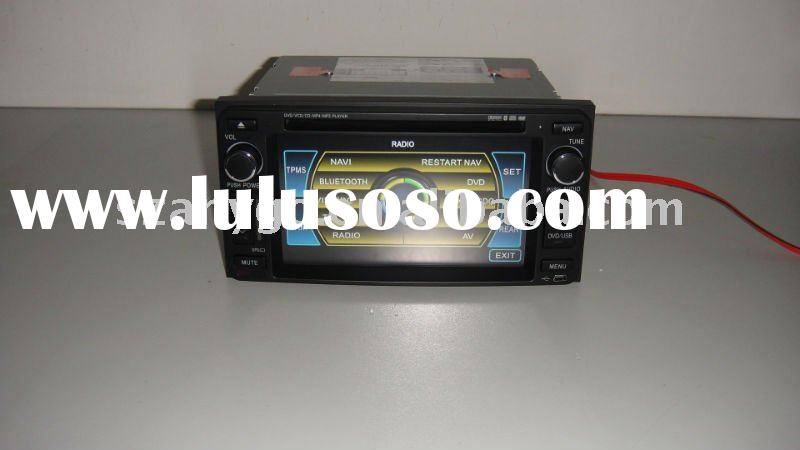 "7"" car sat nav for Toyota Hilux dvd gps with fm,TV"