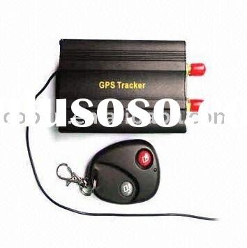AVL GPS GPRS Vehicle Tracking System