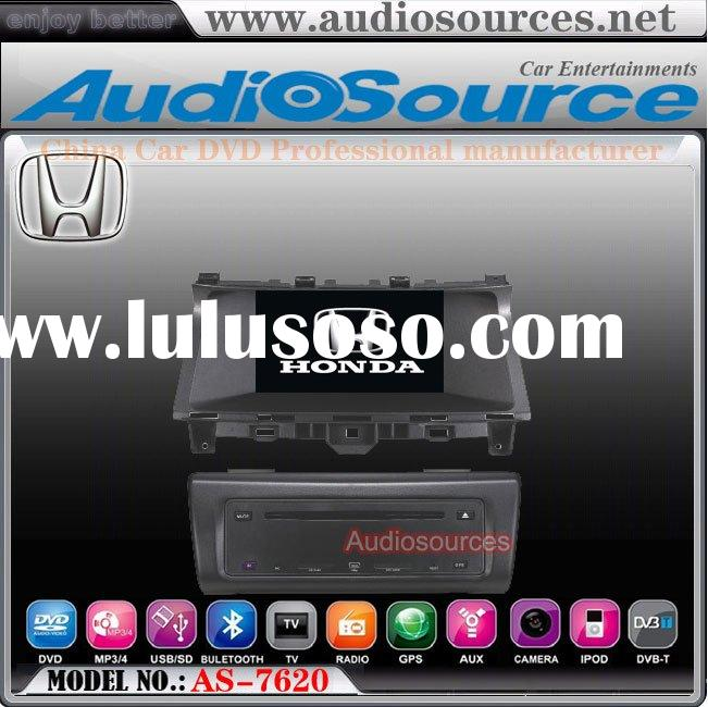 Accord gps dvd car navigation system