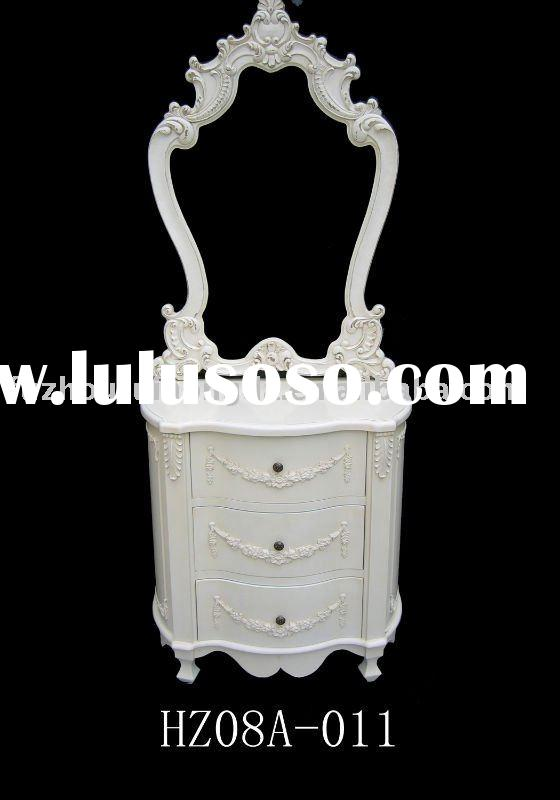 Antique white furniture set