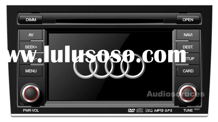 Audi car dvd with gps navigation system
