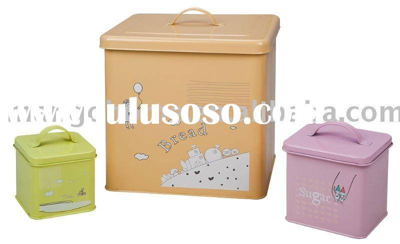 BIRD FOOD STORAGE CANISTER