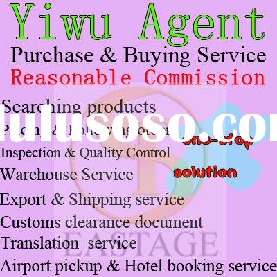 Best Yiwu Agent-Make your purchasing in China easier !