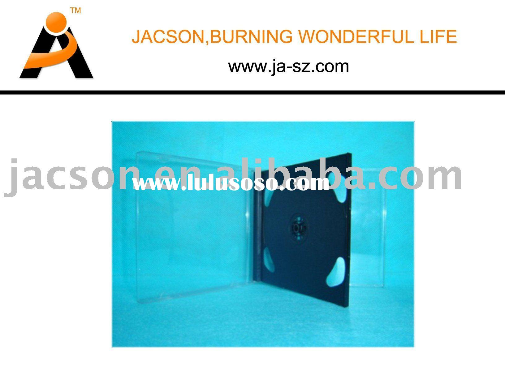 CD Cover ,CD Box 10.4mm Double with Black Tray