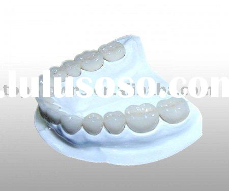Dental PFM ceramic crown false teeth Product