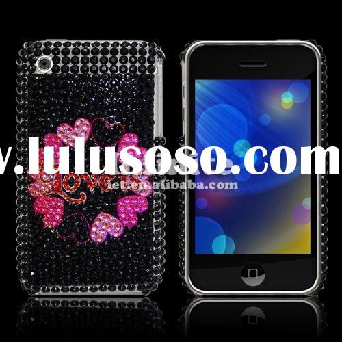 For iPhone 4 Cases Jewel New Arrival